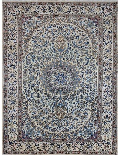 Tappeto persiano NAIN cm292x197