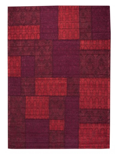 Patchwork Red 9