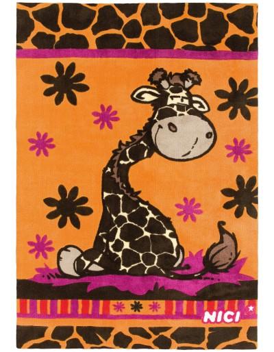 Tappeto giraffa