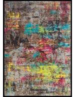 Tappeto moderno Action Art Arte Espina multi 5207-61 rivenditore a Bergamo e Brescia