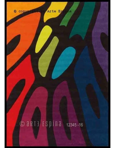 Tappeto moderno Colour Festival Arte Espina multi 4166-75 rivenditore a Bergamo e Brescia