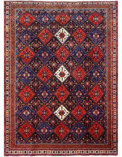 Tappeto geometrico, shahrbabak, cm240x175