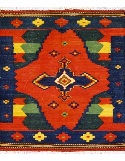 Kilim Persiano 123 x 108 cm
