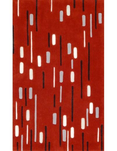 tappeto moderno laya 150 x 90 cm