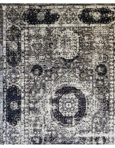 Tappeto moderno toledo cm200x140 grigio