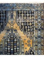 Tappeto decolorè moderno cm195x133