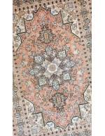 Tappeto tabriz extra fine lana seta cm158x103