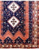tappeto moderno geometrico sirjan persiano cm240x155