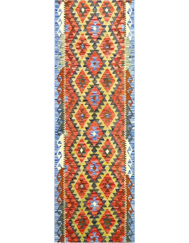 Tappeto kilim maimana cm377x76