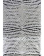 Tappeto moderno new toledo grigio cm230x160