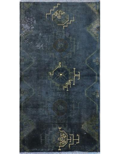 Tappeto moderno decolore' cm126x67