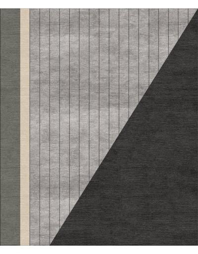 Tappeto moderno Essential Lines 1_b scelto