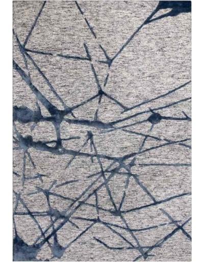 tappeto Arte Espina Damast 200 grigio blu