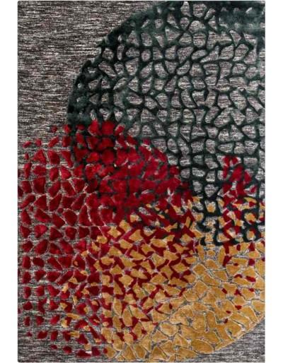tappeto Arte Espina Damast 300 multicolore