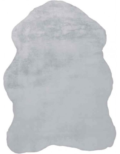 tappeto Arte Espina Rabbit Sheepskin 200 grigio blu