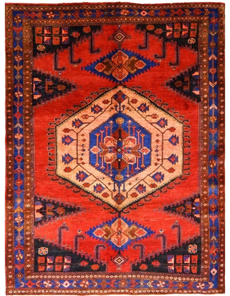Tappeto moderno geometrico cm220x165