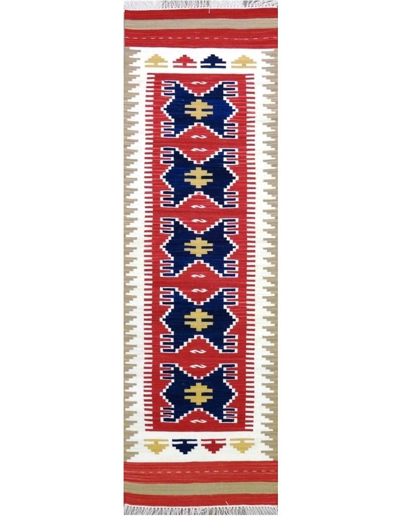 Tappeto moderno kilim cm240x170