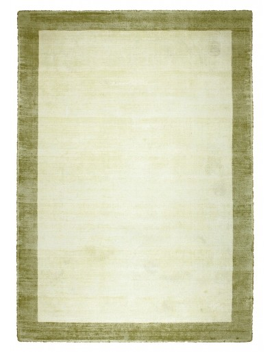 Tappeto anallergico moderno realizzabile su misura Bilbao border varie dimensioni e vari  colori