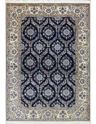 Tappeto Nain lana seta 220x153cm
