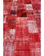 Tappeto moderno pachtwork cm 300x200