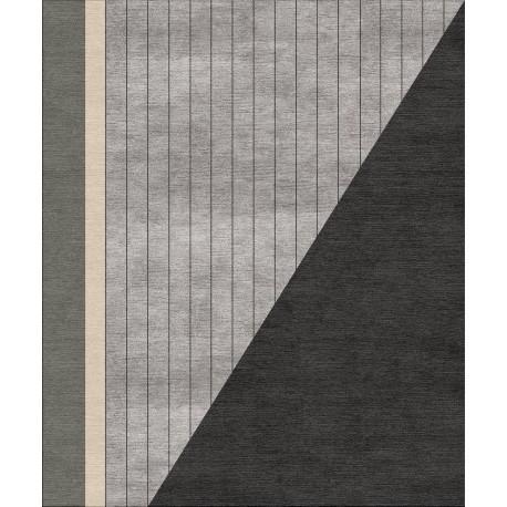 Tappeto moderno su misura Essential Lines 1_b